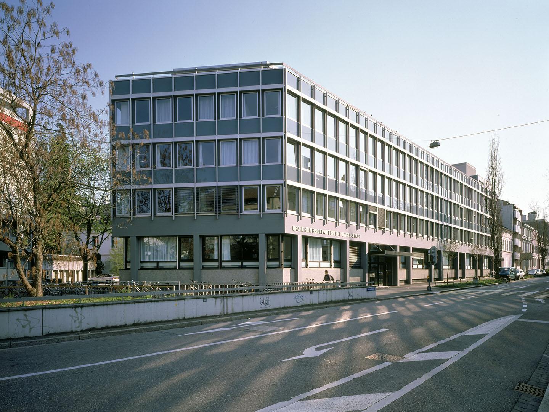 Verwaltungsgeb ude basel oplatek architekten - Architekten basel ...